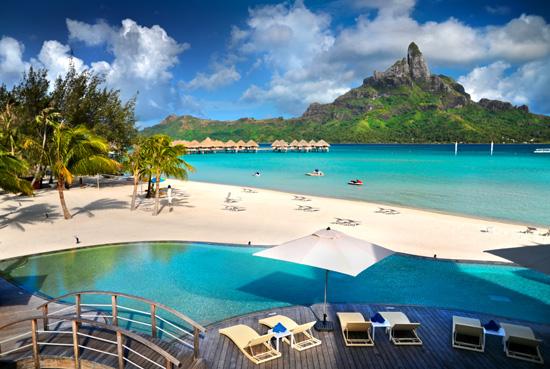 Meridien Hotel Bora Bora