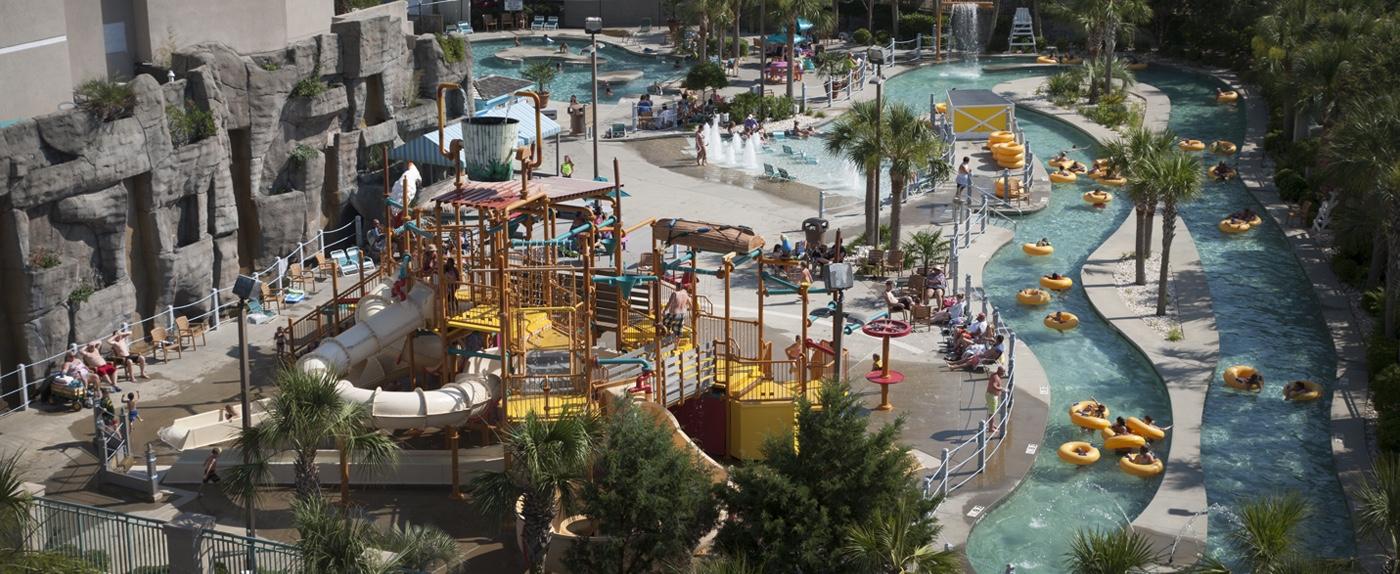 Sands Hotel Myrtle Beach Sc