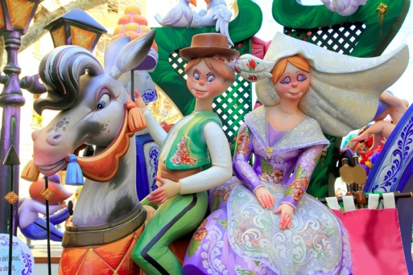 Fallas Festival from Valencia