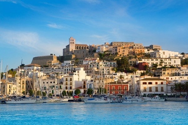 Ibiza, Eivissa town