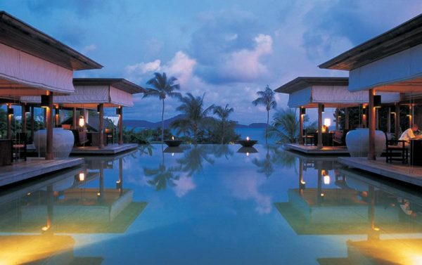 Evason Phuket Six Senses Spa