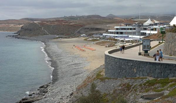 Maspalomas, Playa de Meloneras, Gran Canaria