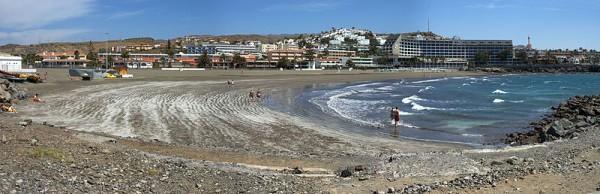 San Agustin beach, Gran Canaria