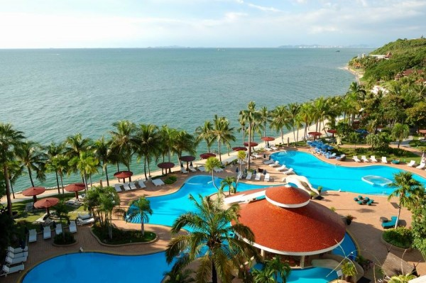 luxury hotel, Pattaya