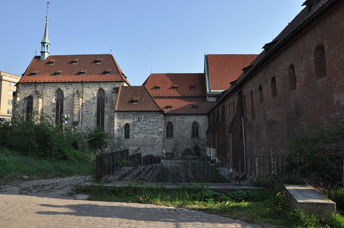 convent of st agnes prague