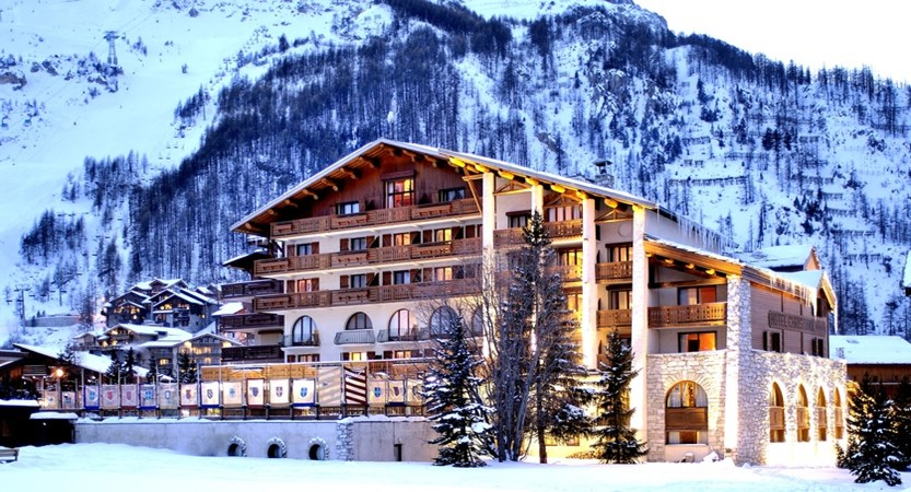 Hotel Christiania Val d'Isère