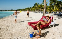 Barcelo Maya all inclusive family vacation package